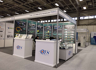 DYS attended BBWF 2018 on 23-25 October in Berlin, German