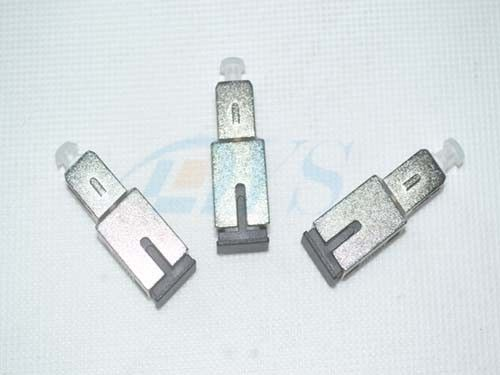 China Faser-Optikabschwächer-Singlemode Adapter Sc-Simplexmetall1-30db fournisseur